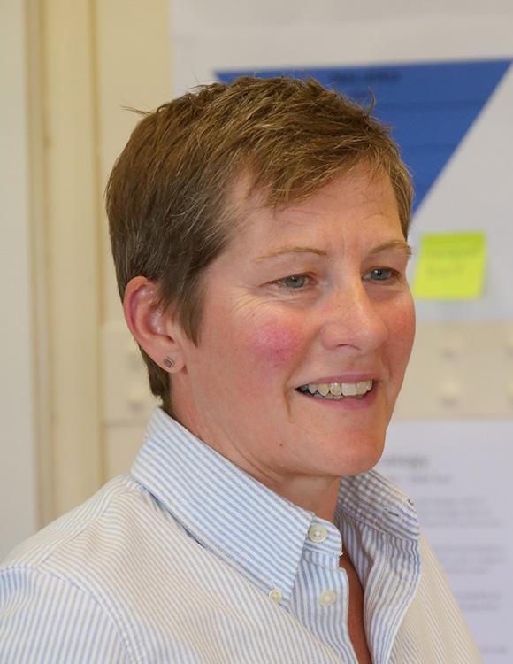 Georgina Blakemore - Strategic Director